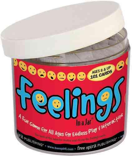Feelings in a Jar By Free Spirit Publishing (COR)
